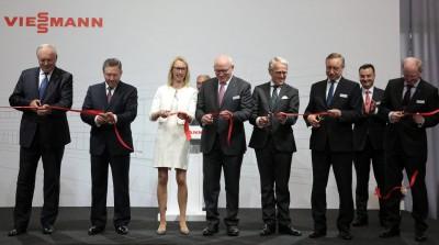 Fertigungsstätte für Industriekessel in Russland eingeweiht - SHT ...